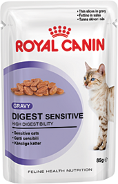 Royal Canin (Роял Канин) 0.085 кг Дайджест Сенситив