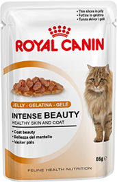 Royal Canin (Роял Канин) 0.085 кг Интенс Бьюти в желе