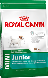 Royal Canin (Роял Канин) 0,8 кг*8 Мини Паппи