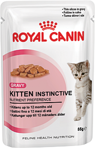 Royal Canin (Роял Канин) 0.085 кг Киттен Инстинктив
