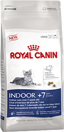 Royal Canin (Роял Канин)  0.4 кг Индор 7+