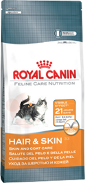 Royal Canin (Роял Канин) 0.4 кг Хэйр энд Скин (кэа)